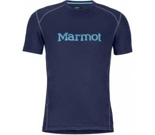 Marmot Windridge with Graphic Men Functional Top