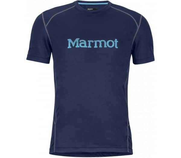 MARMOT Windridge with Graphic Men Functional Top - 1