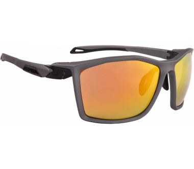 Alpina - Twist Five Unisex Bike Brille (schwarz/orange)