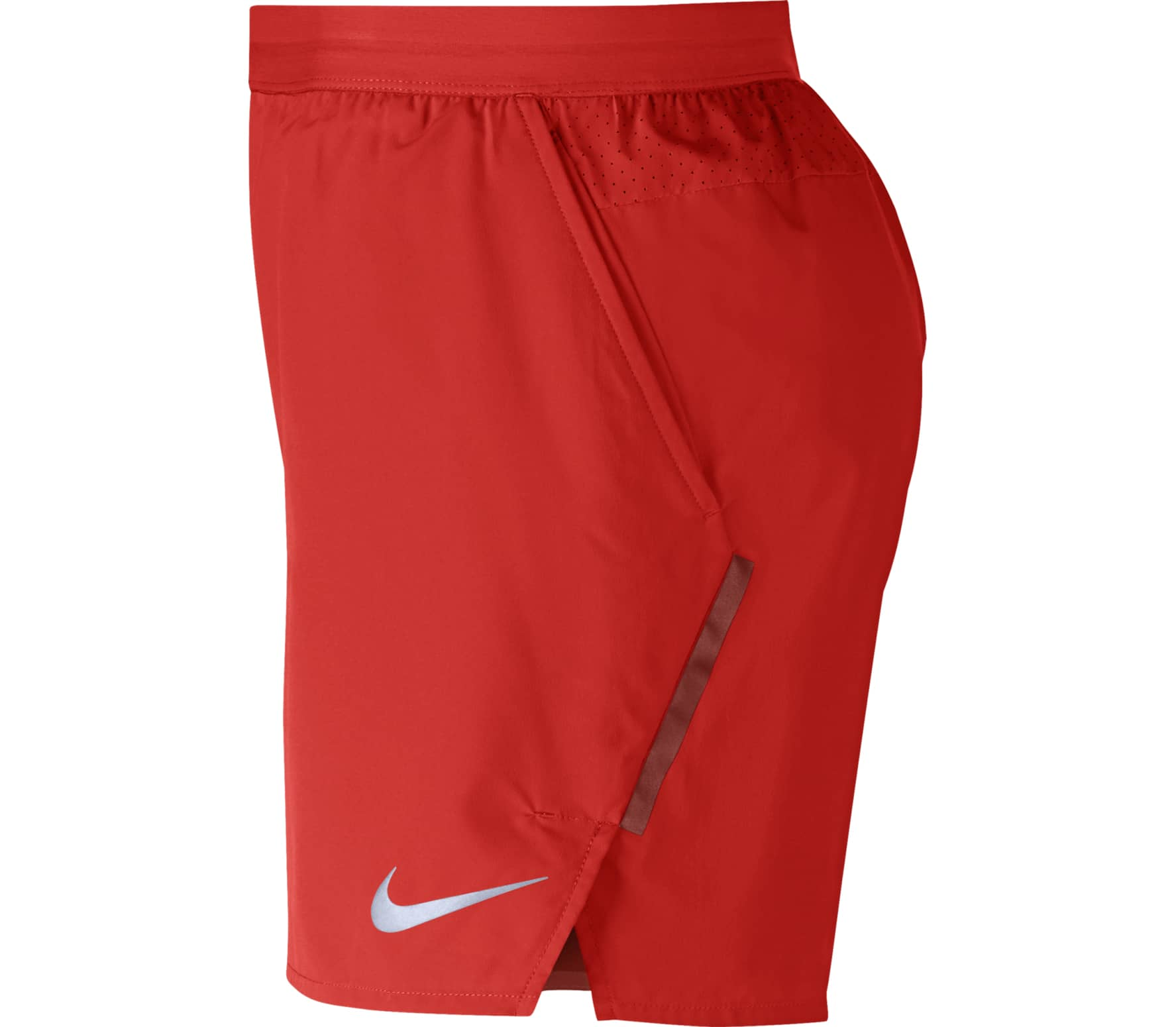 Nike - Flex Stride BF 5 IN Hommes course courte (rouge)