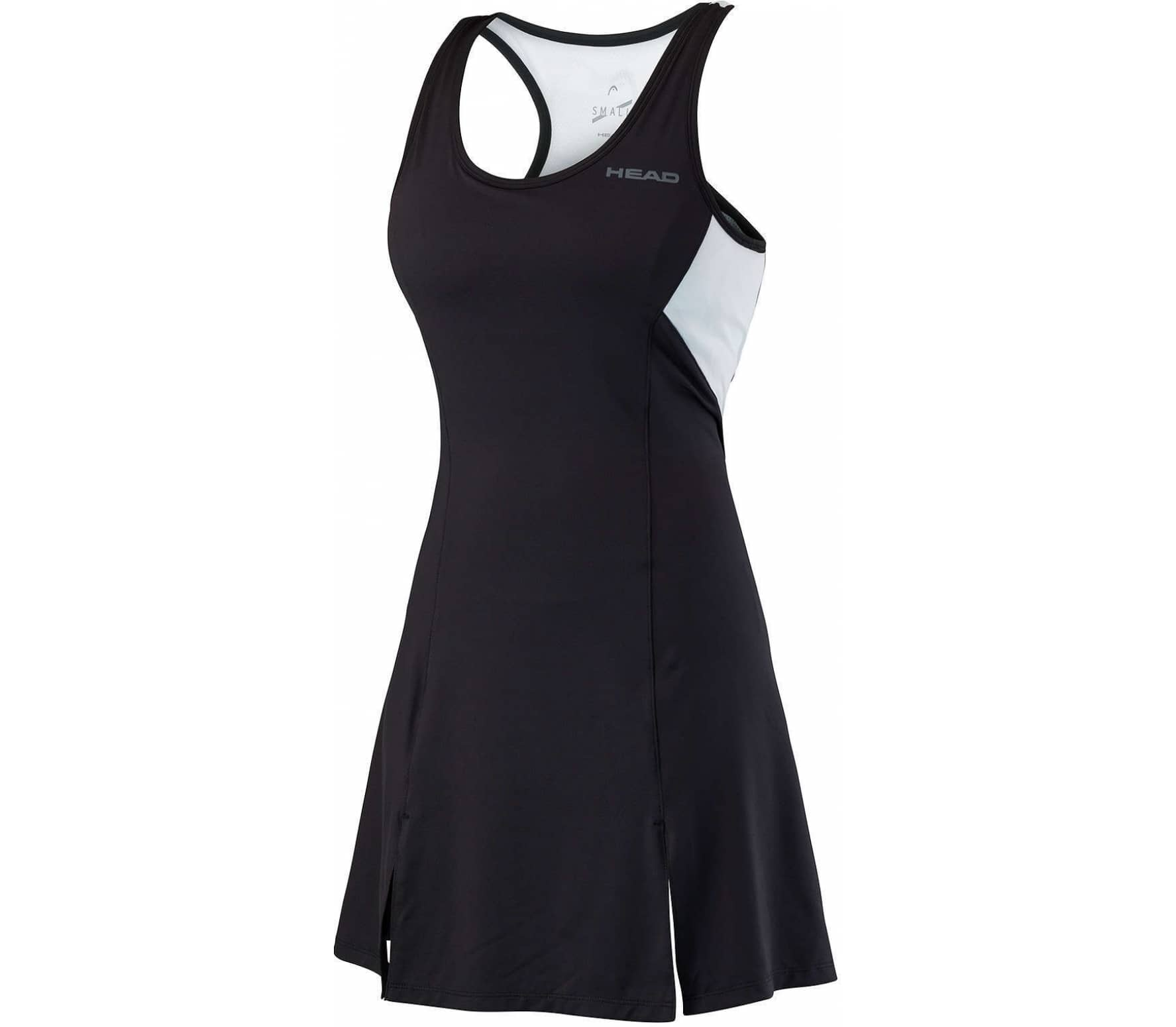 f1faea7be528 Head - Club Donna vestito Tennis (nero) compra online su Keller Sports