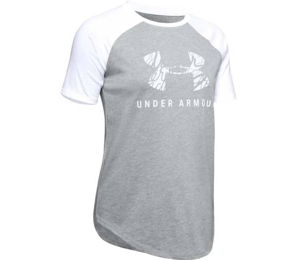 UNDER ARMOUR Fit Kit Baseball Dames T-Shirt - 1