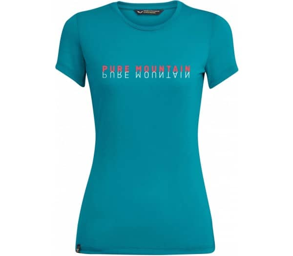 SALEWA Pure. Dri-Rel Damen T-Shirt - 1