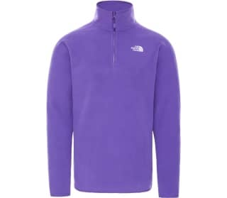 The North Face 100 Glacier Herren Halfzip