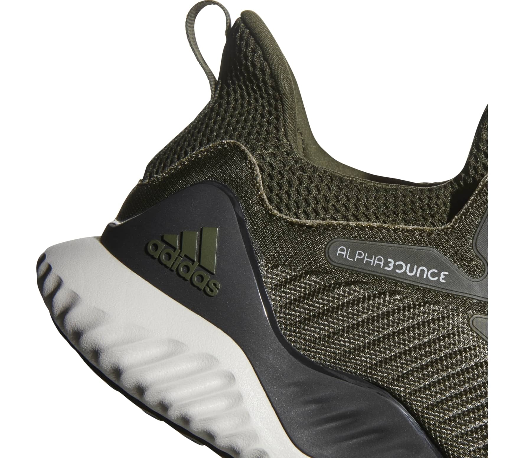 official photos aa709 67eb3 Adidas - Alphabounce Beyond scarpe running da uomo (verde scuro)