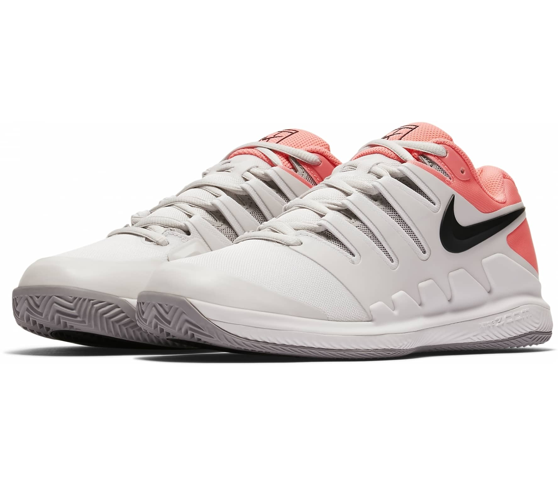 reputable site 452ec 47518 Nike - Air Zoom Vapor X Clay womens tennis shoes (grey