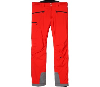 J.Lindeberg - Prindle 2L GoreTex men's skis pants (red)