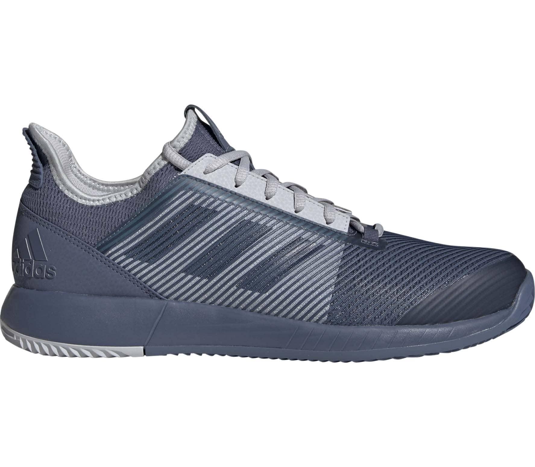 adidas Adizero Defiant Bounce 2 Hombre Zapatillas de tenis gris