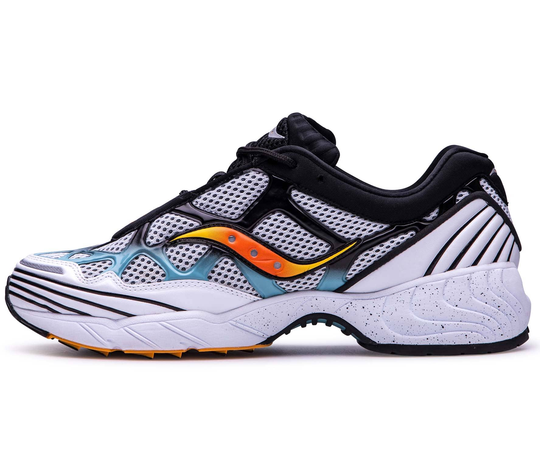 Saucony Originals Grid Web Unisex Sneakers multicoloured