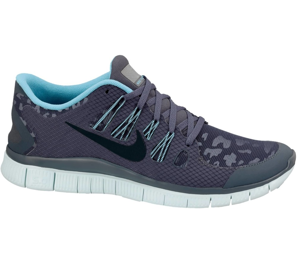 newest collection 75eb0 3831e Nike - Free 5.0+ Shield mens running shoes (blackblue)