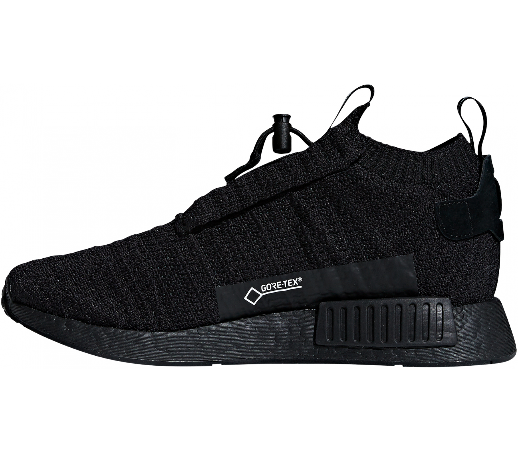 the latest 2083f bd9ee adidas Originals - NMD TS1 Primeknit GTX herrsneakers (svart)
