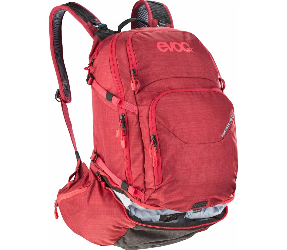 EVOC Explorer Pro 26L Bike Rucksack Unisex red