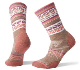 PhD Outdoor Medium Pattern Crew Women Socks