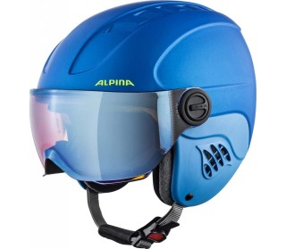 Carat Le Visor Junior Skihelm Kinder