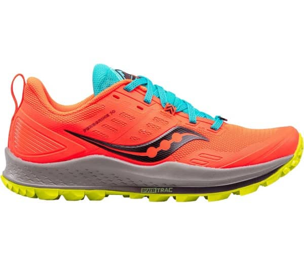 SAUCONY Peregrine 10 Women Running Shoes  - 1