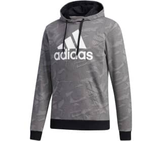 adidas All over Graphic Heren Capuchontrui