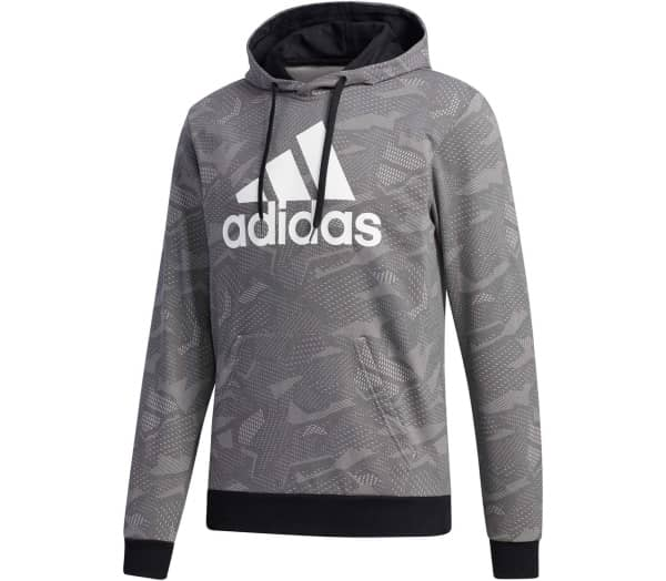 ADIDAS All over Graphic Heren Capuchontrui - 1