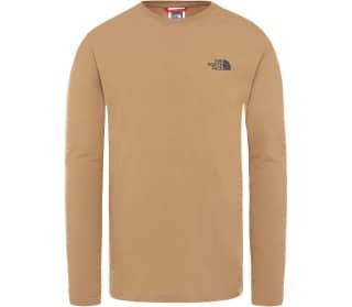 The North Face Graphic Herren Longsleeve