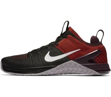 Nike - Metcon DSX Flyknit 2 men's training shoes (black/red)
