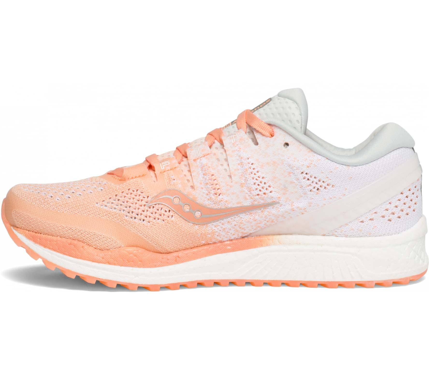 Saucony Freedom Iso 2 Women Running Shoes  white