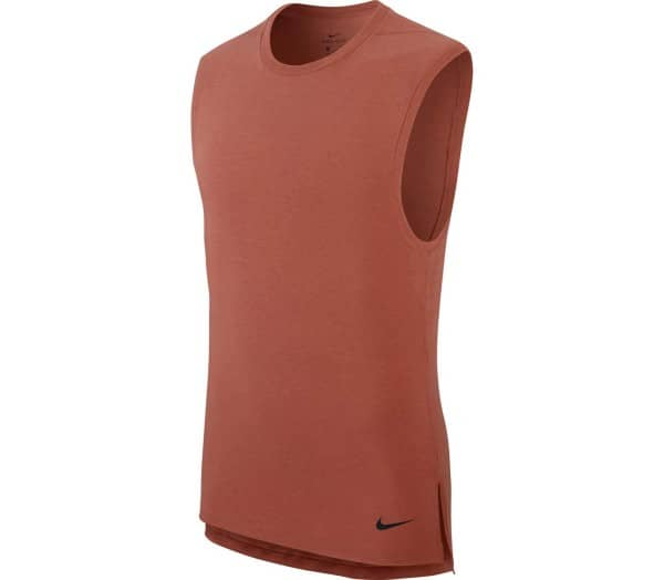NIKE Dri-FIT Yoga Heren Trainingtop - 1