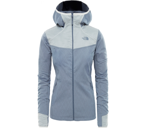 THE NORTH FACE Inlux Tech Midlayer Damen Midlayer - 1