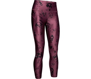 Heatgear Ankle Crop- Ako Print Damen Trainingshose