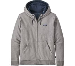 Patagonia P-6 Label French Terry Hombre Chaqueta de forro polar