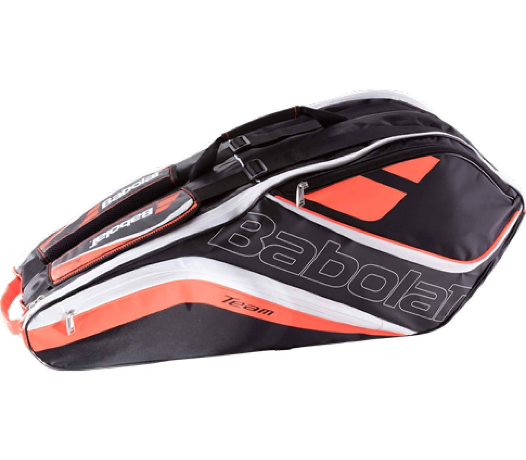 Babolat - Game Racket Holder X6 Tennistasche (schwarz/orange)