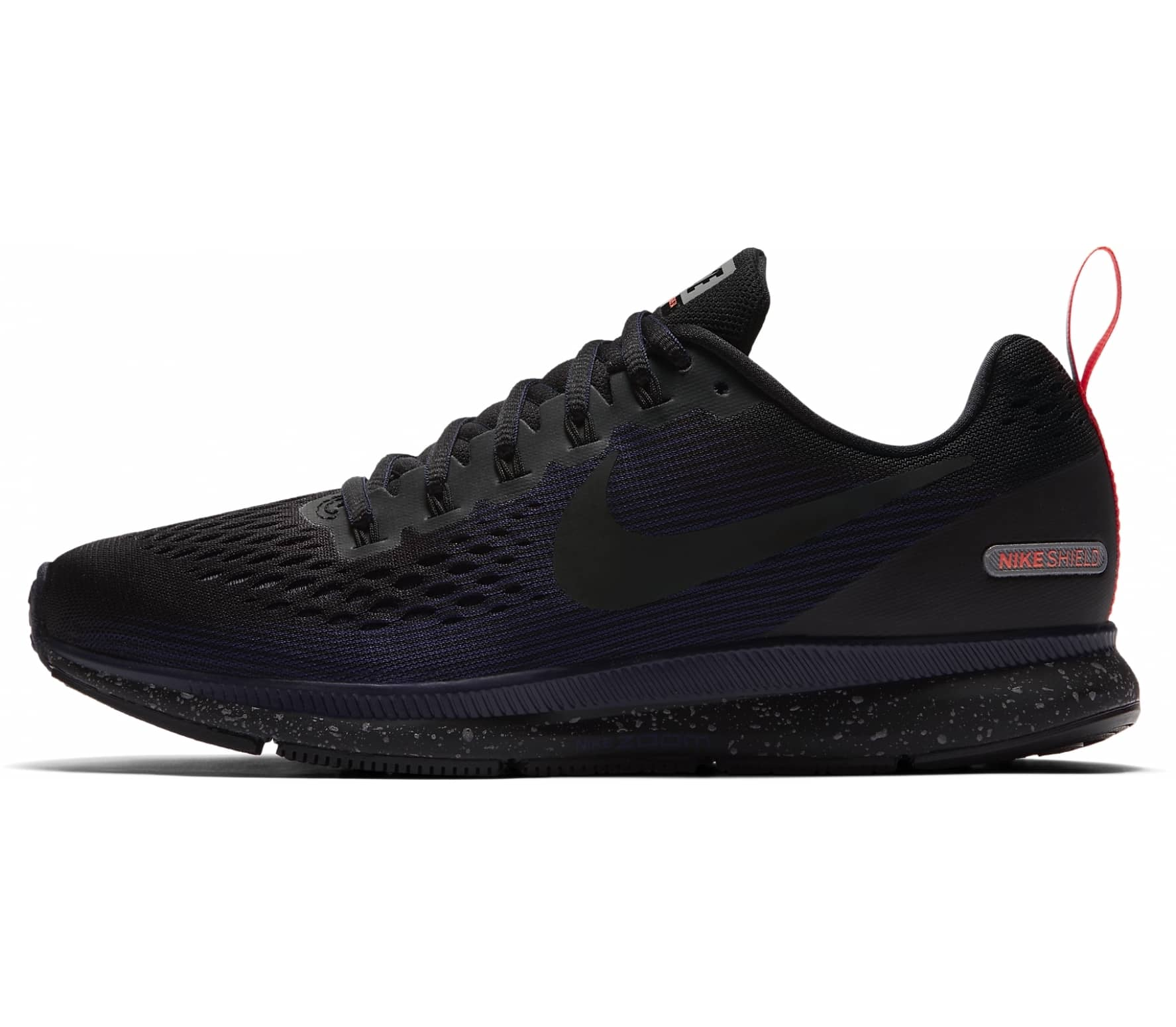 big sale 379bc d0d2b Nike - Air Zoom Pegasus 34 Shield women s running shoes (black)