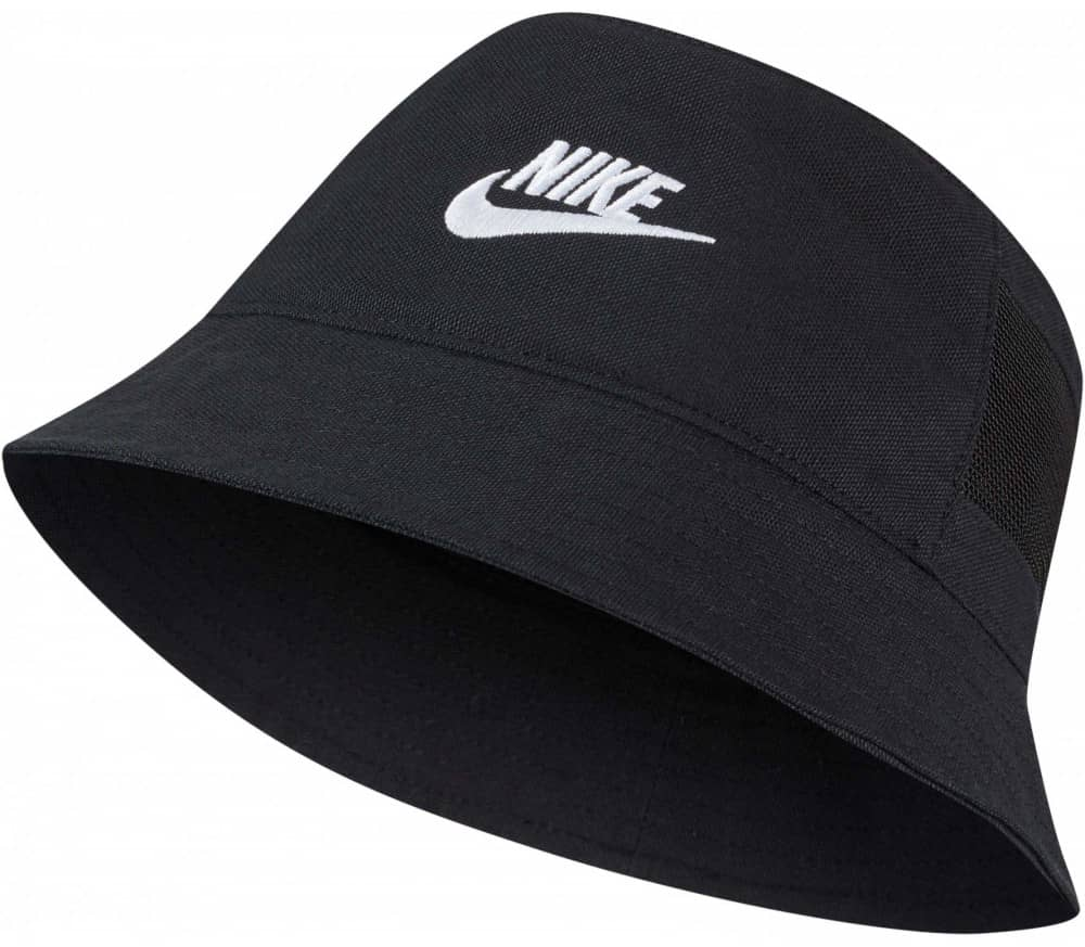 Black Unisex Bucket Hat
