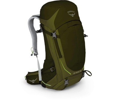 Osprey - Stratos 36 men's technical hiking rucksack (dark green)