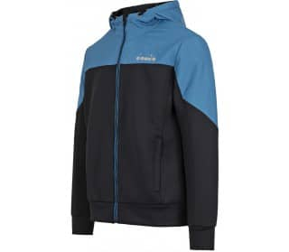 Full Zip Hd Flex Sweat Active Herren Tennisjacke