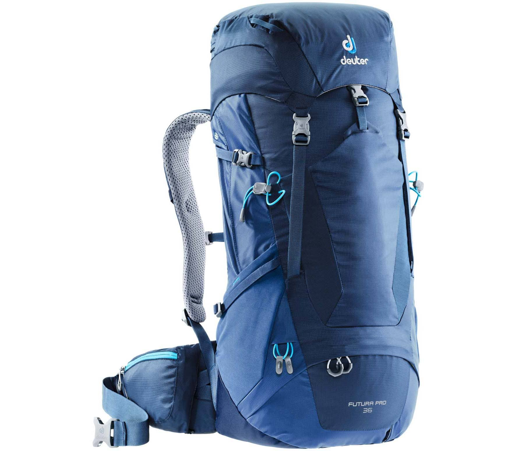 Deuter - Futura PRO 36 hiking backpack (blue)