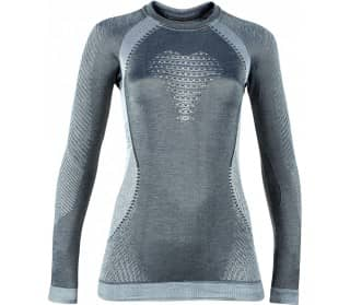 UYN Cashmere Shiny Dames Functionele Top