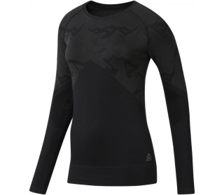Reebok Os Thermowarm Dames Long-sleeve