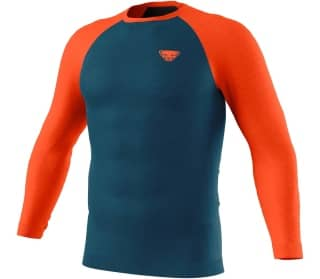 Dynafit Tour Light Merino Heren Functionele Longsleeve