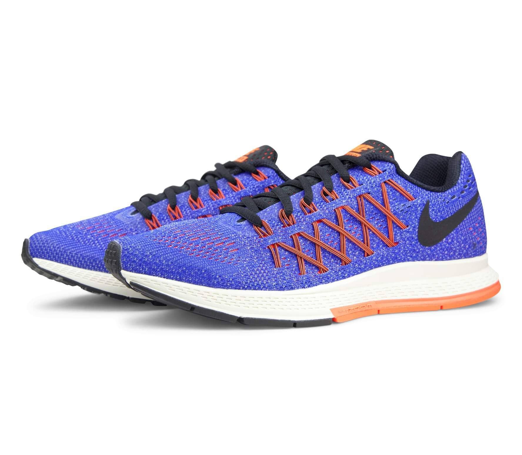f23261f661259 Nike - Air Zoom Pegasus 32 women s running shoes (purple orange ...