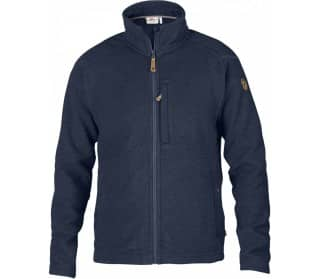 Buck Fleece Herren Fleecejacke