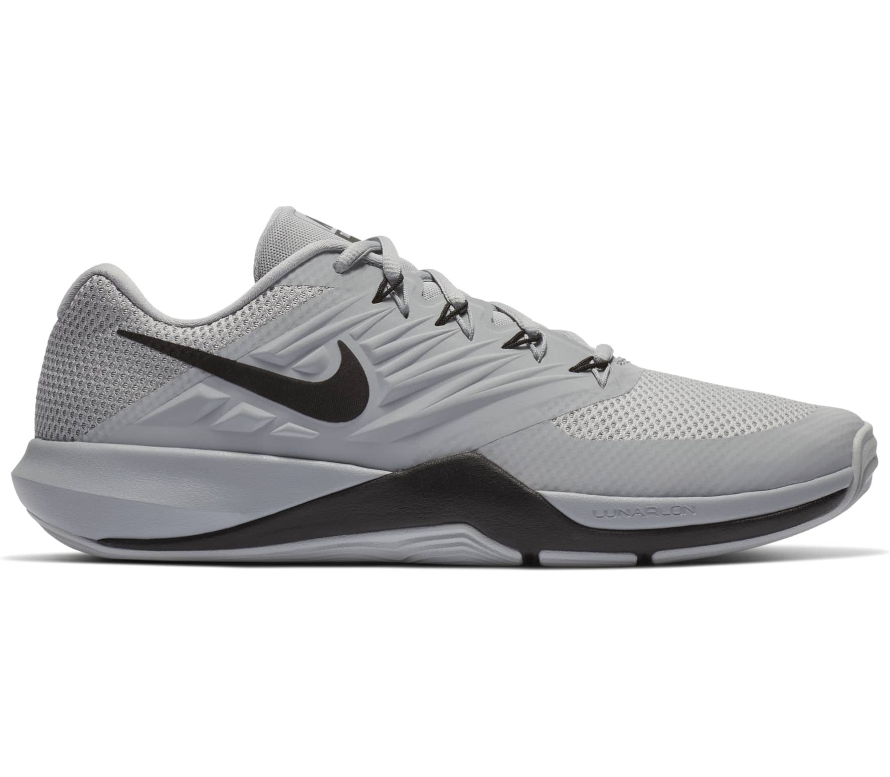 86148689717d8 Nike - Lunar Prime Iron II men s training shoes (grey) - buy it at ...