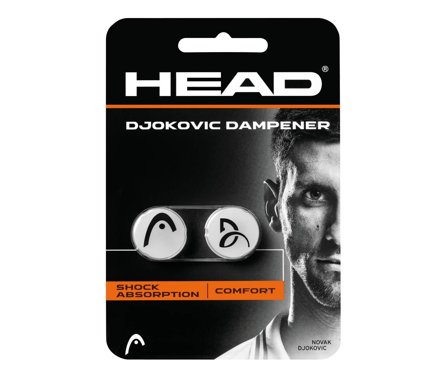Head Djokovic Dämpfer bianco
