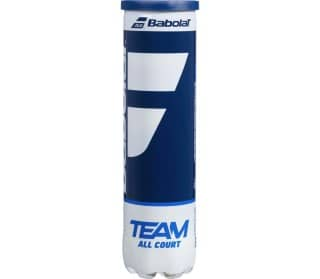 Team All Court Unisex Balle tennis