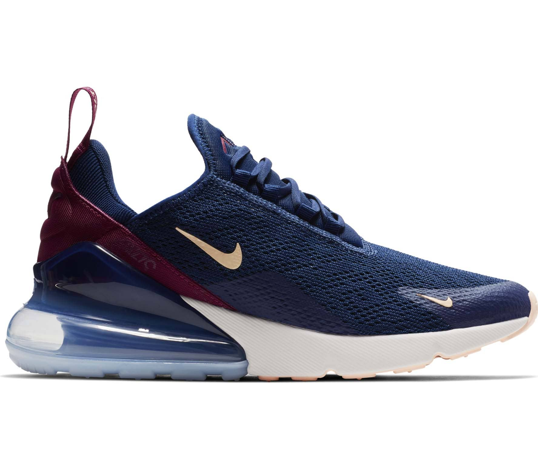 nike sportswear air max 270 damen sneaker blau online. Black Bedroom Furniture Sets. Home Design Ideas