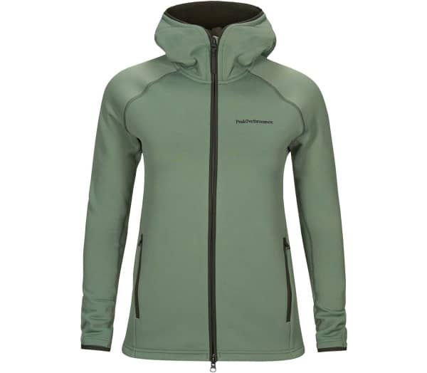 PEAK PERFORMANCE Chill Women Fleece Jacket - 1
