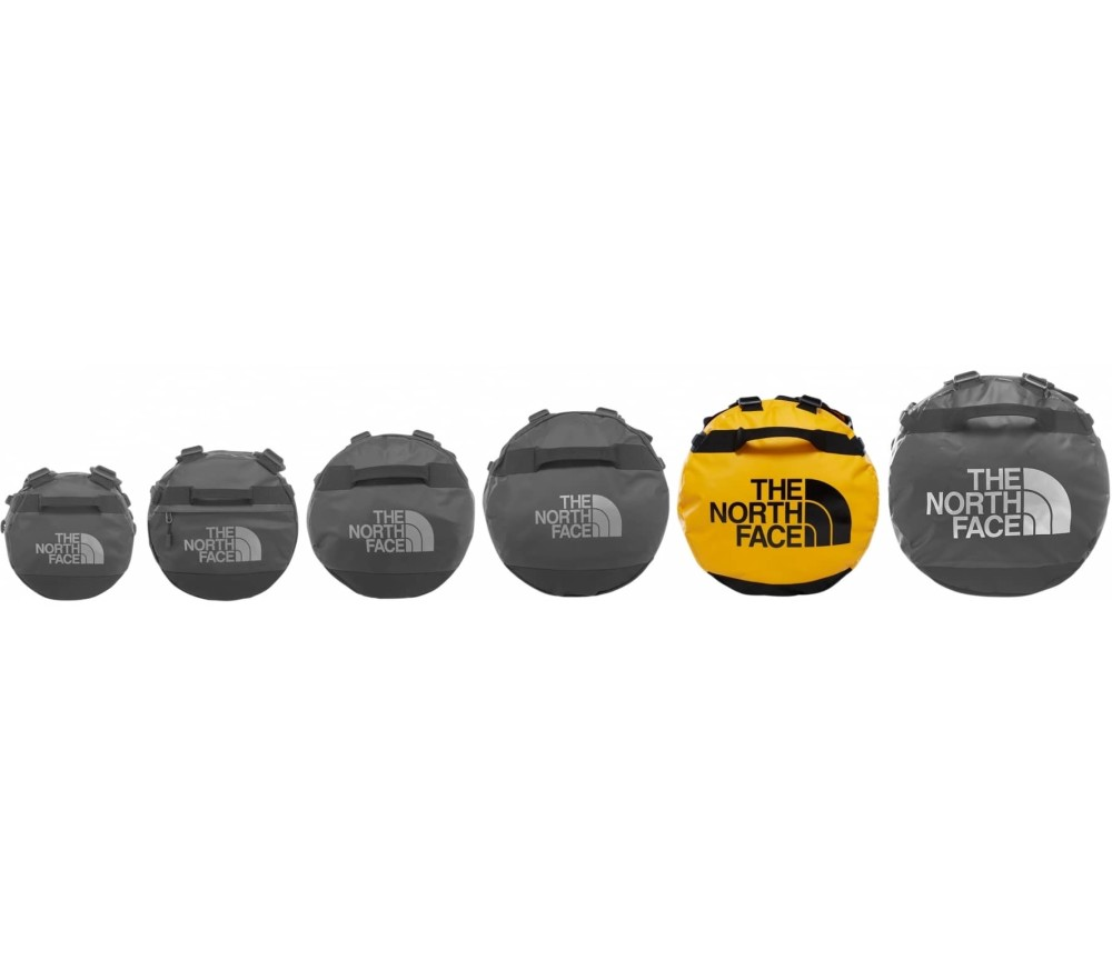 The North Face - Base Camp XL - Update Duffel (gelb/schwarz)