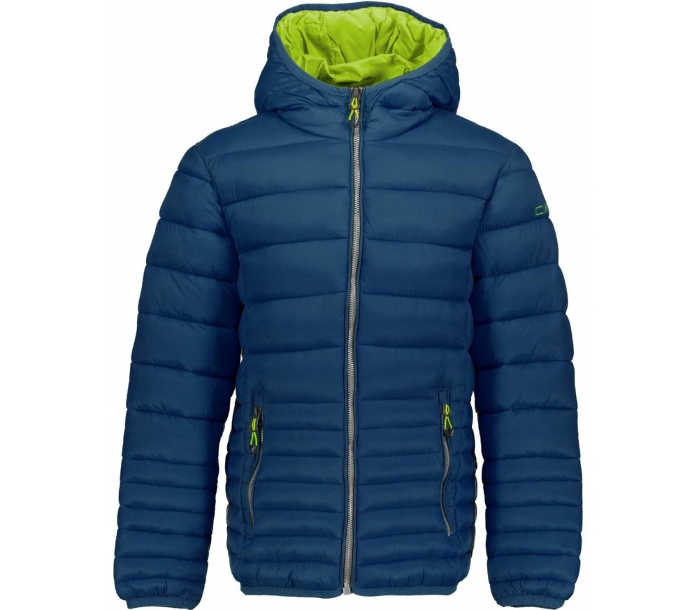 CMP Fix Hood Jacket Junior Hybridjacke Children