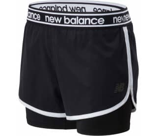 New Balance WS01177 Damen Shorts