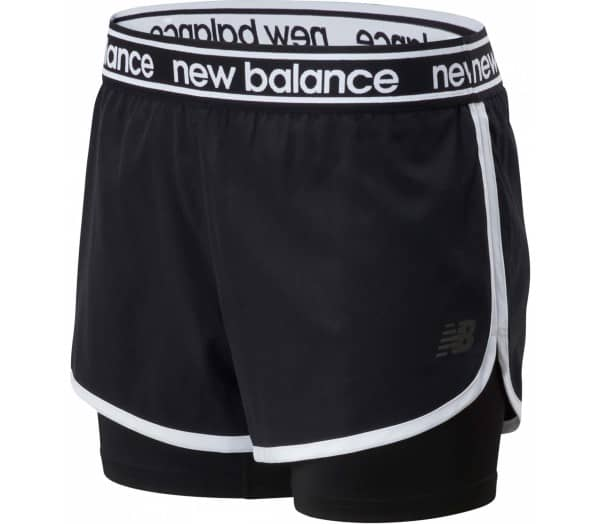 NEW BALANCE WS01177 Women Shorts - 1