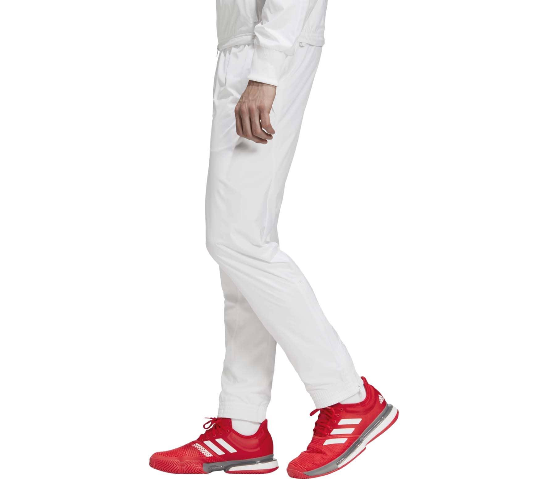adidas aSMC Herren Tennishose weiß