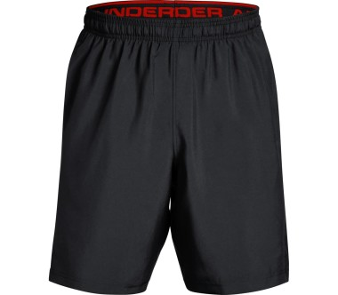 Under Armour Woven Graphic Men black